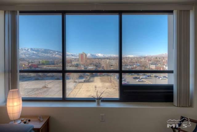 450 N Arlington Ave #714, Reno, NV 89503 (MLS #190018375) :: Ferrari-Lund Real Estate