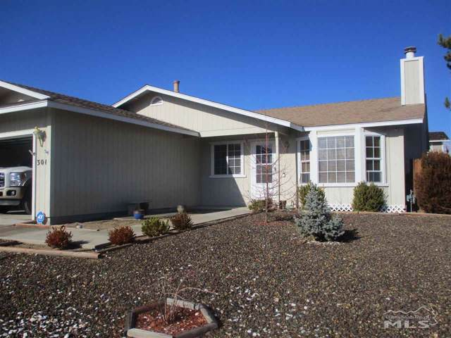 306 Pinehurst Ct, Dayton, NV 89403 (MLS #190018395) :: The Mike Wood Team