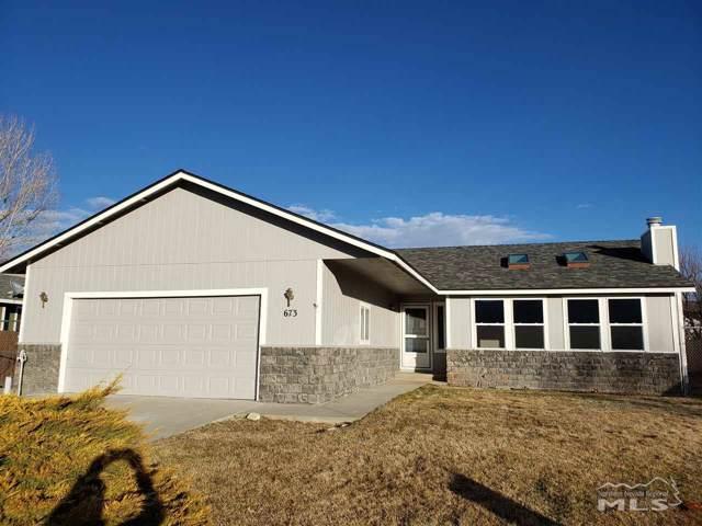 673 Joette, Gardnerville, NV 89460 (MLS #190018398) :: Ferrari-Lund Real Estate