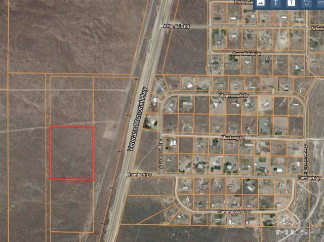 02 Hwy 95, Winnemucca, NV 89445 (MLS #190018402) :: Ferrari-Lund Real Estate