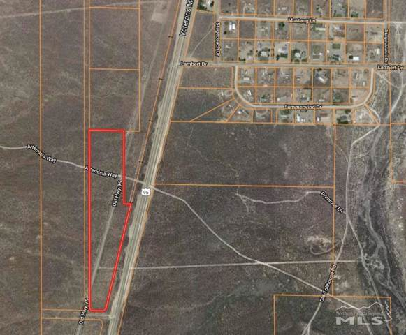 05 Hwy 95, Winnemucca, NV 89445 (MLS #190018404) :: Ferrari-Lund Real Estate