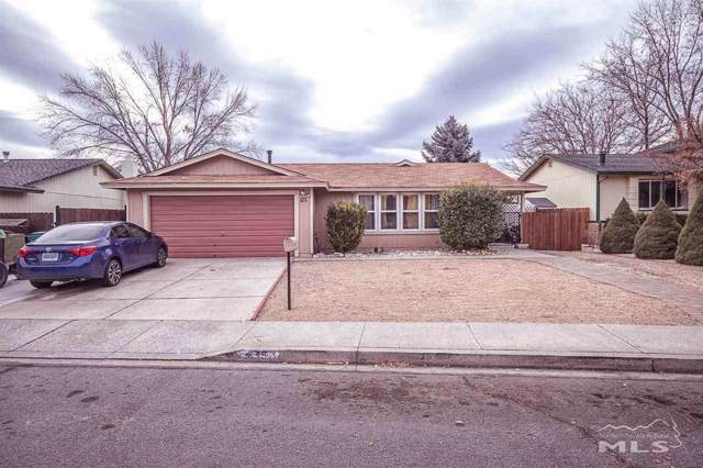 875 Pinewood Ct, Sparks, NV 89434 (MLS #190018407) :: Ferrari-Lund Real Estate