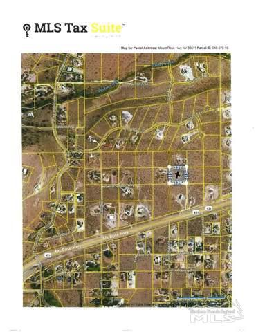 000 Mount Rose Hwy, Reno, NV 89511 (MLS #190018408) :: Joshua Fink Group
