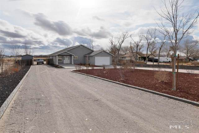 6101 Westwind Way, Fallon, NV 89406 (MLS #190018416) :: The Mike Wood Team