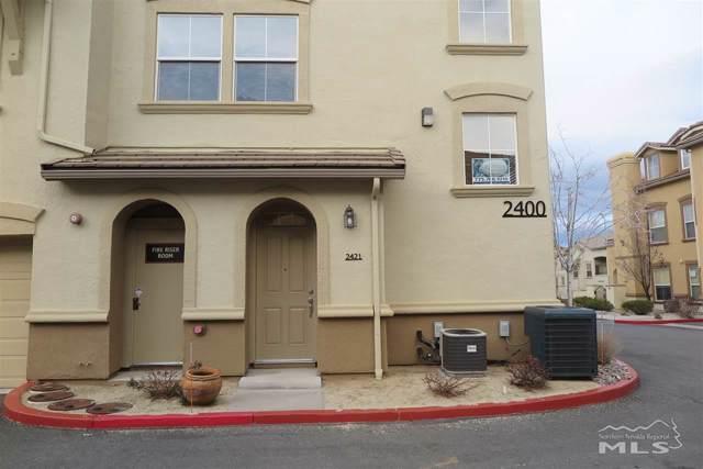 17000 Wedge Parkway #2421, Reno, NV 89511 (MLS #190018421) :: Harcourts NV1