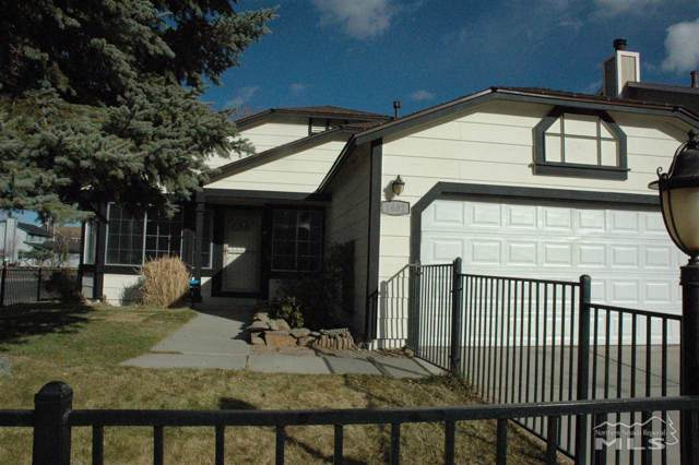 1602 Maple Creek Dr, Carson City, NV 89701 (MLS #190018423) :: The Mike Wood Team