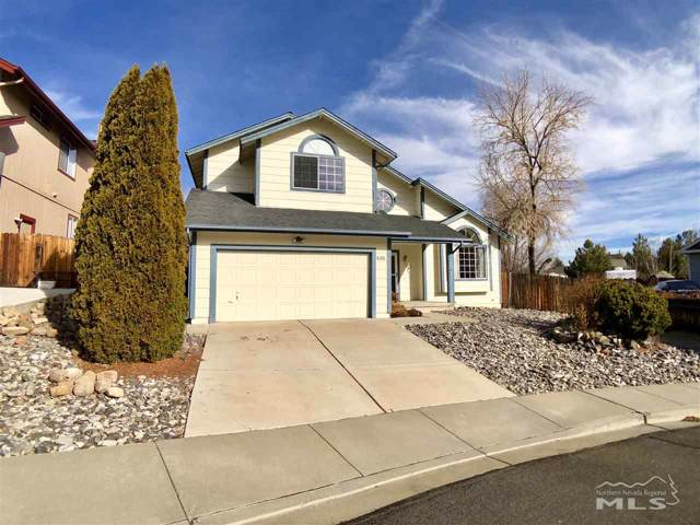 3886 Aspendale Court, Reno, NV 89503 (MLS #200000012) :: Vaulet Group Real Estate