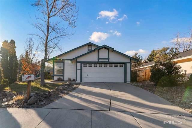 6314 Moon Ridge Terrace, Reno, NV 89523 (MLS #200000017) :: NVGemme Real Estate