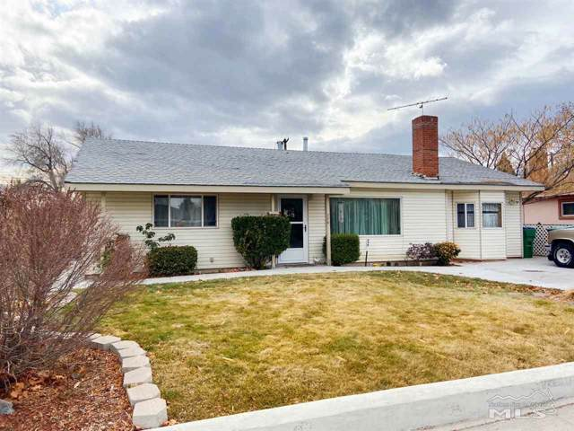 770 Brentwood Drive, Reno, NV 89502 (MLS #200000019) :: NVGemme Real Estate
