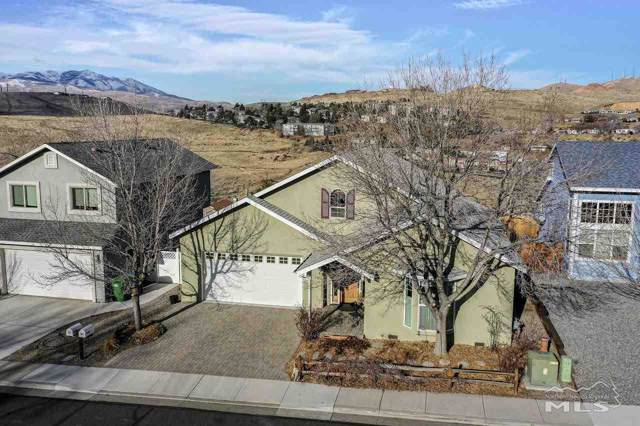 3461 Ridgecrest Dr, Reno, NV 89512 (MLS #200000038) :: The Mike Wood Team