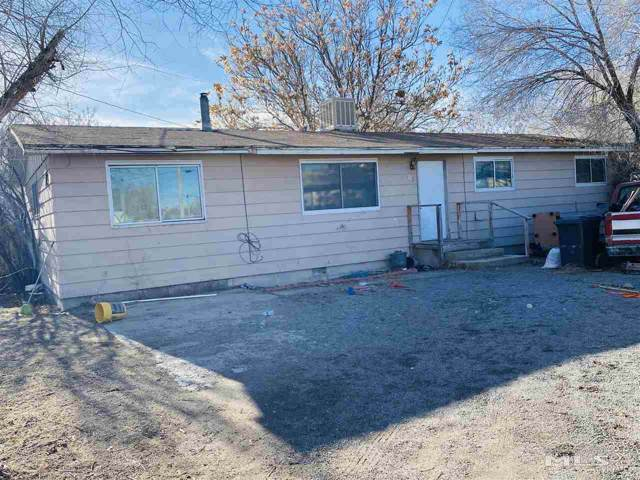 775 Grinnel, Lovelock, NV 89419 (MLS #200000054) :: Chase International Real Estate