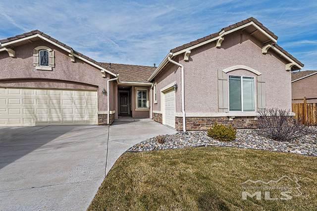 4320 Globe Ct, Sparks, NV 89436 (MLS #200000064) :: NVGemme Real Estate