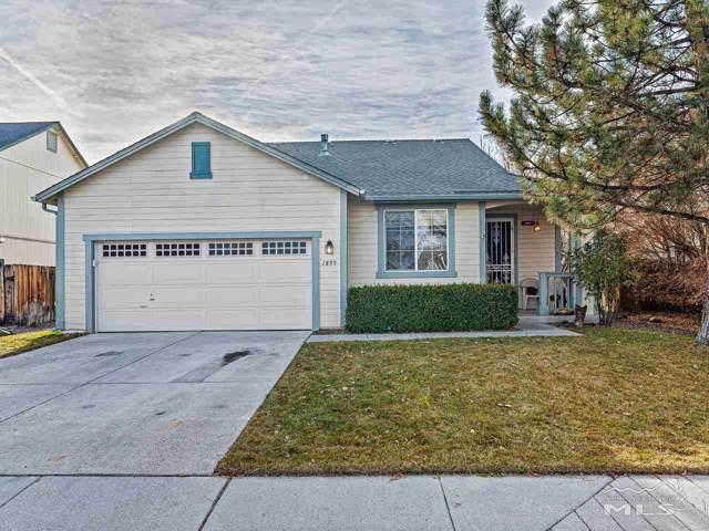 1899 Spring Blossom Lane, Sparks, NV 89434 (MLS #200000066) :: NVGemme Real Estate