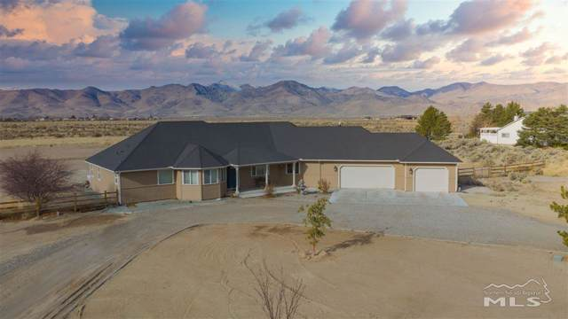 105 Rancho Rd., Dayton, NV 89403 (MLS #200000067) :: The Mike Wood Team