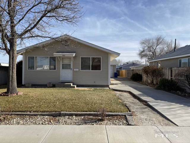 260 N Ada Street, Fallon, NV 89406 (MLS #200000071) :: Vaulet Group Real Estate