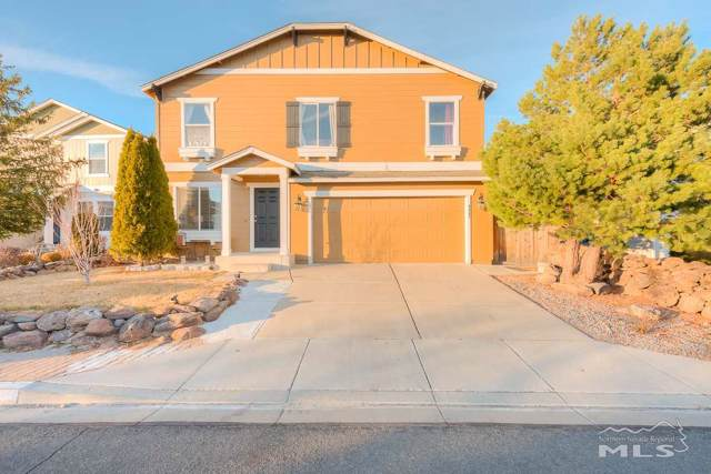9447 Canyon Meadows, Reno, NV 89506 (MLS #200000075) :: Vaulet Group Real Estate
