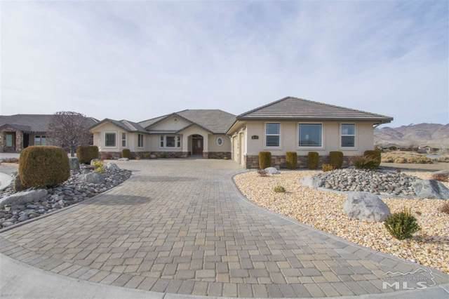 215 Carnoustie Court, Dayton, NV 89403 (MLS #200000079) :: The Mike Wood Team