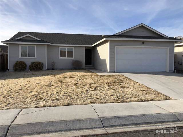 116 Relief Springs, Fernley, NV 89408 (MLS #200000086) :: Ferrari-Lund Real Estate
