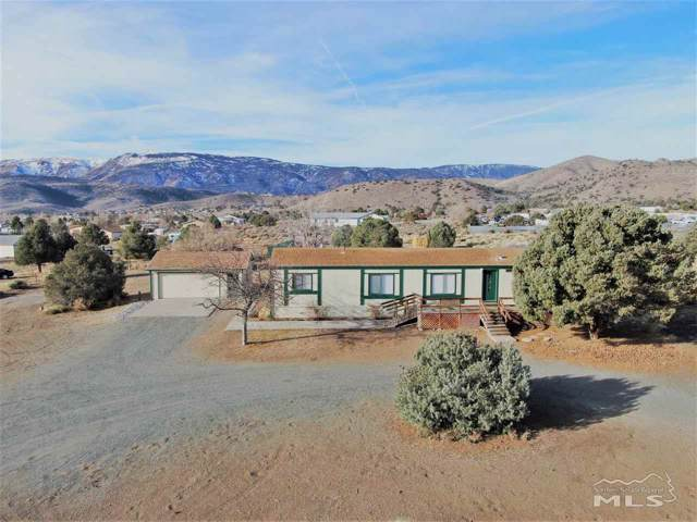 1450 Albite Road, Wellington, NV 89444 (MLS #200000089) :: Ferrari-Lund Real Estate