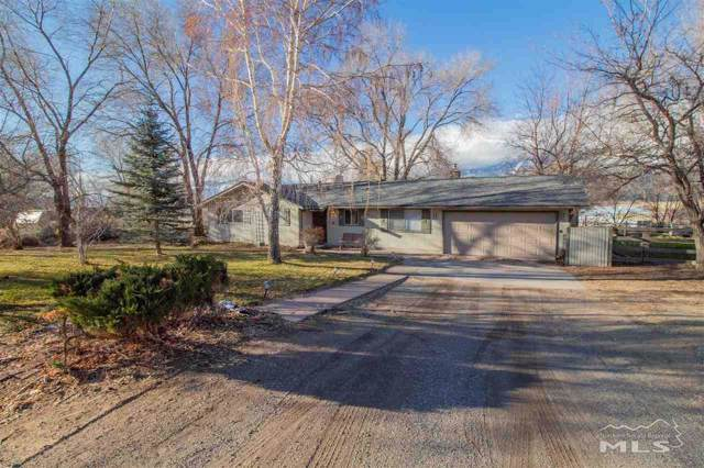 1505 Brenda Way, Washoe Valley, NV 89704 (MLS #200000095) :: The Mike Wood Team