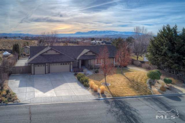 505 Tranquil, Sparks, NV 89441 (MLS #200000101) :: The Mike Wood Team
