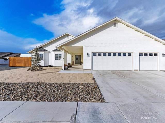 190 Jennys Lane, Fernley, NV 89408 (MLS #200000111) :: NVGemme Real Estate
