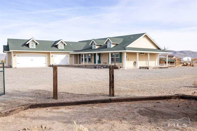 79 Joshua, Smith, NV 89430 (MLS #200000131) :: Ferrari-Lund Real Estate
