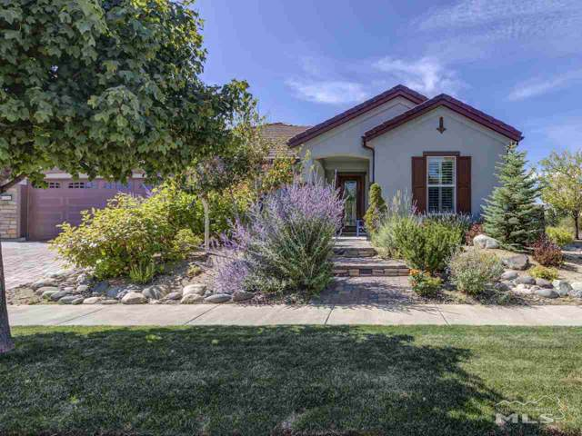 1199 Meridian Ranch Drive, Reno, NV 89523 (MLS #200000187) :: The Mike Wood Team