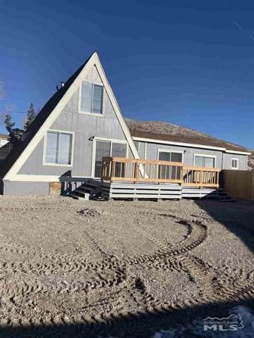 597 Jim Butler Way, Tonopah, NV 89049 (MLS #200000200) :: Chase International Real Estate