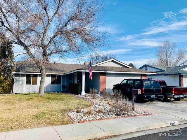 4010 Casa Blanca Rd, Reno, NV 89502 (MLS #200000228) :: The Mike Wood Team