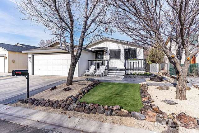 296 Ave De La Bleu De Clair, Sparks, NV 89434 (MLS #200000230) :: The Mike Wood Team