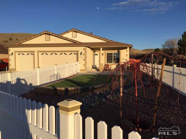 17260 Desert Lake Drive, Reno, NV 89508 (MLS #200000234) :: Chase International Real Estate