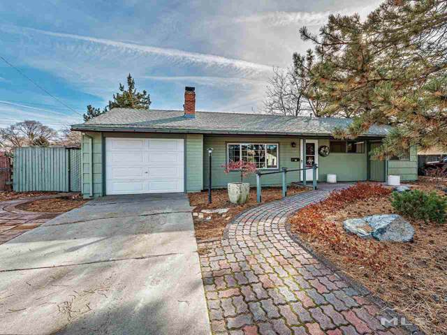 1225 Beverly Drive, Carson City, NV 89706 (MLS #200000236) :: Ferrari-Lund Real Estate