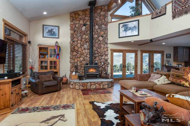 979 Cavelti Rd, Gardnerville, NV 89410 (MLS #200000238) :: Chase International Real Estate