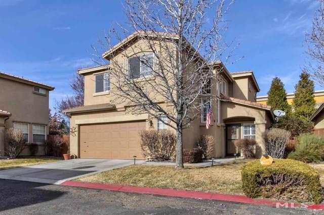 2078 Tivoli Ln, Sparks, NV 89434 (MLS #200000239) :: NVGemme Real Estate