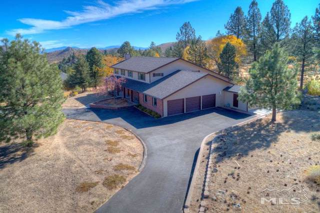 4101 Hobart Road, Carson City, NV 89703 (MLS #200000240) :: Chase International Real Estate