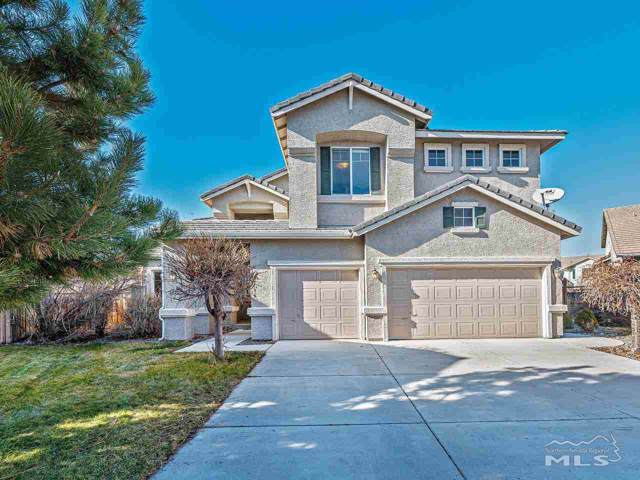 7281 Noah Court, Sparks, NV 89436 (MLS #200000246) :: Ferrari-Lund Real Estate
