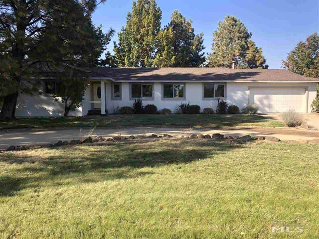 200 Steptoe Lane, Washoe Valley, NV 89704 (MLS #200000254) :: Vaulet Group Real Estate