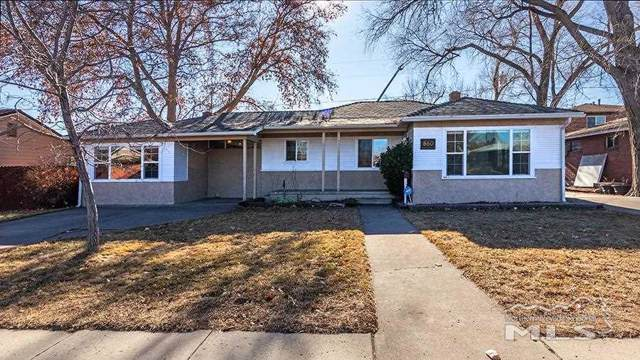 860 E Taylor Street, Reno, NV 89502 (MLS #200000265) :: NVGemme Real Estate