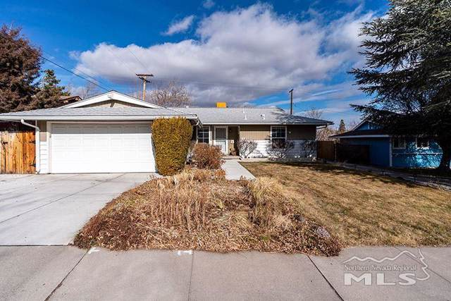 1425 Majestic Drive, Reno, NV 89503 (MLS #200000270) :: The Mike Wood Team