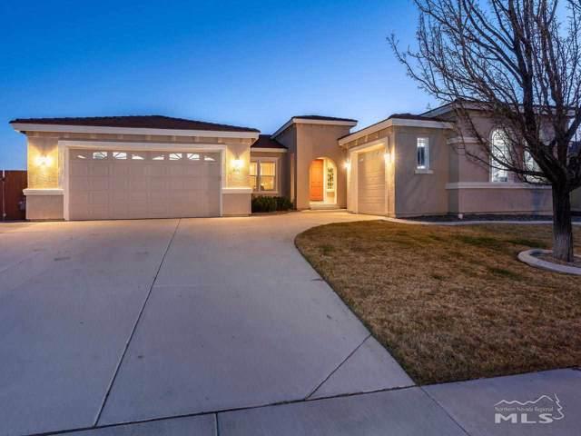 3690 Desert Fox Drive, Sparks, NV 89436 (MLS #200000274) :: NVGemme Real Estate