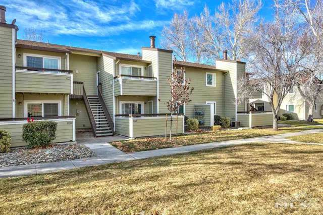 555 E Patriot 205H, Reno, NV 89511 (MLS #200000275) :: The Mike Wood Team