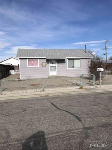 316 Modesto, Yerington, NV 89447 (MLS #200000279) :: Chase International Real Estate