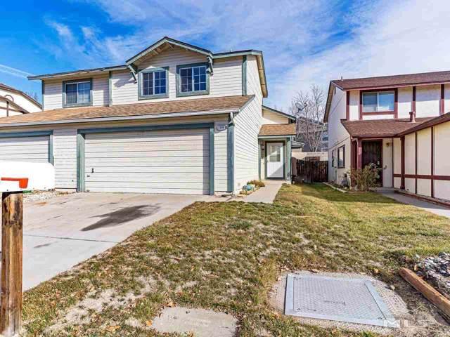 2806 Ashley Park, Sparks, NV 89434 (MLS #200000284) :: NVGemme Real Estate