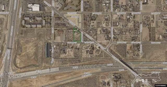 4810 Snyder Avenue, Carson City, NV 89701 (MLS #200000292) :: Chase International Real Estate