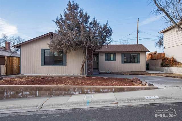 3291 Heights Dr, Reno, NV 89503 (MLS #200000295) :: NVGemme Real Estate