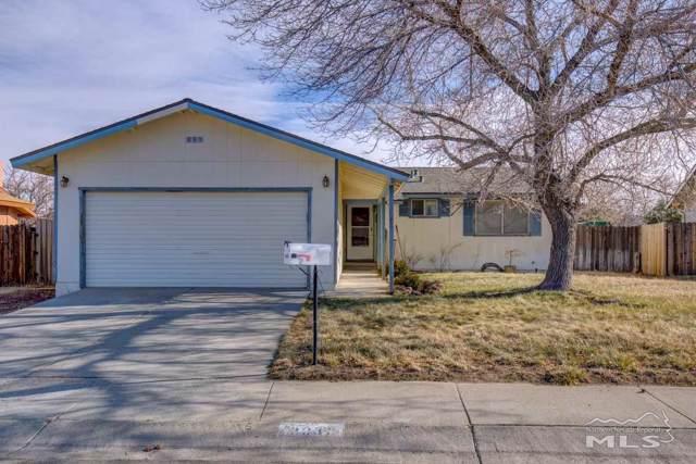 3331 Vista Grande Blvd., Carson City, NV 89705 (MLS #200000304) :: NVGemme Real Estate