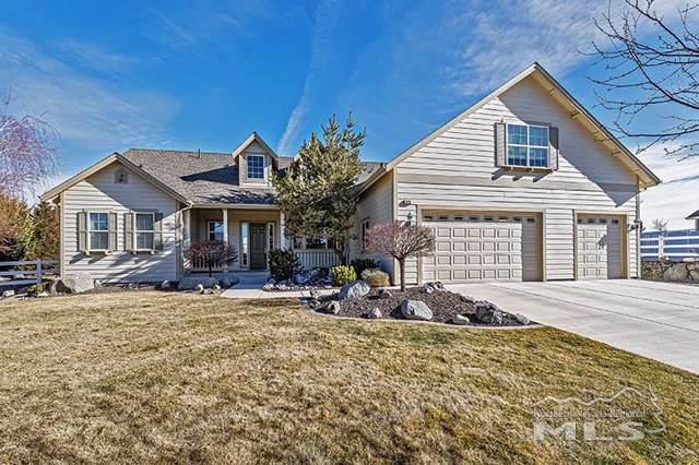 1678 Crowne Way, Minden, NV 89423 (MLS #200000316) :: Vaulet Group Real Estate