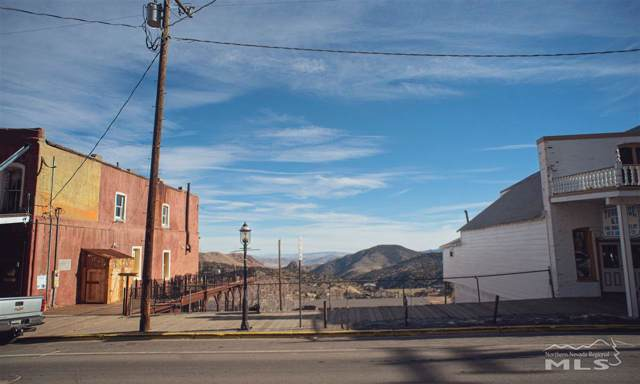 47 N C St., Virginia City, NV 89440 (MLS #200000318) :: Chase International Real Estate