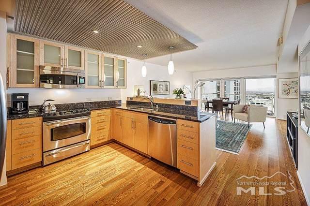 255 N Sierra Street #1607 Reno, Reno, NV 89501 (MLS #200000347) :: Northern Nevada Real Estate Group